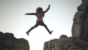 Leap into Personal Growth